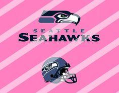 Seattle Seahawks Edible Cake Topper Frosting 1/4 Sheet Image #18