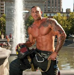 Firefighters are my favorite flavor!