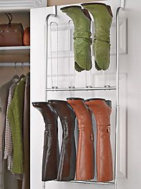 Merveilleux Over The Door Boot Organizer   Boot Hanger   Shoe Holder