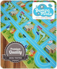 EcoViva Bumpa Mat, Play Mat, Competition