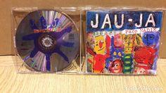 JAU-JA. PACO NADIE. CD SINGLE-PROMO / CALIDAD LUJO.