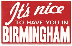 Happy to see Birmingham making a comeback after years of decline. It is revitalized to the point that it has just been voted one of the Top 20 Cities to visit in the USA in Its reputation as a great food city continues to grow! Blog Logo, Magic City, Birmingham Alabama, Sweet Home Alabama, Slogan, Screen Printing, Poster Prints, About Me Blog, Nice