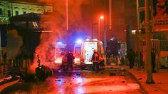 Mindestens 20 Verletzte: Schwere Explosionen erschüttern Istanbul