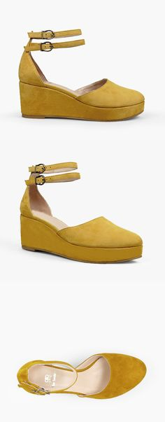 Venice platform sandal.  The Seeker