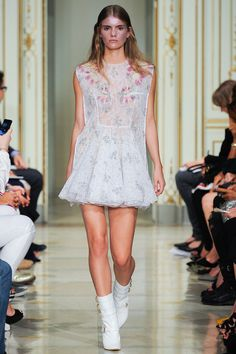 Francesco Scognamiglio Spring 2014 Ready-to-Wear Collection Slideshow on Style.com