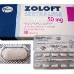 Diagnostic of Zoloft side effects in women
