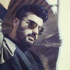 he's so handsome Arjun Kapoor Hairstyle, Dreadlock Hairstyles For Men, Beard Boy, Beard Growth, Awesome Beards, Boys Dpz, Bollywood Actors, Film Industry, Celebs