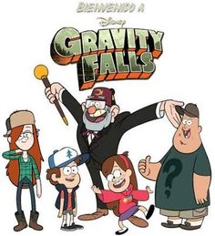 Resultado de imagen para gravity falls