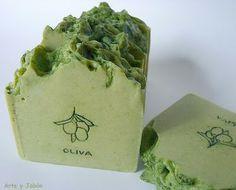 El arte del jabón: Jabón de oliva