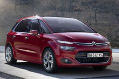 Citroen C4 Picasso  (I think it looks great)