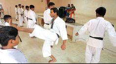 Black Belt &Colour Belt Exam - 01-03-2015