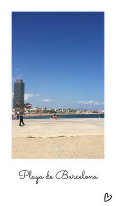 Barcelona üzenete - In my backpack Barcelona, Sangria, Beach, Water, Outdoor, Instagram, Sagrada Familia, Gripe Water, Outdoors