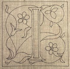 """So I have an idea. I would like to do a poster for the shop. It will be called Encompassing Designs Presents """"The ABC's of Rug Hooking"""". It will feature the alphabet consisting of 26 letters..."""
