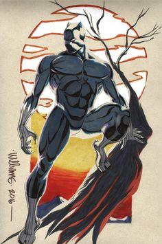 Black Panther by David Williams