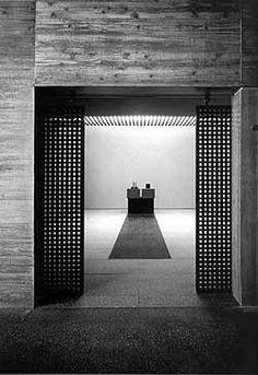 Fumihiko Maki - Photo: Toshiharu Kitajima Kaze-no-Oka Crematorium (1996) Tokyo