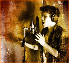 Max Schneider Was In The Recording Studio On January 2013 Max Schneider, Beautiful Voice, Recording Studio, The Voice, Fangirl, Songs, Guys, Music, Monkeys