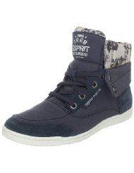 ESPRIT Randy Lu Bootie C13055 Damen Sneaker Booty, Sneakers, Shoes, Fashion, Women's, Tennis, Moda, Swag, Slippers