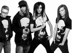 Tokio Hotel, 2009 - one of my favorite pictures of them