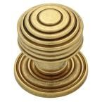 1 in. Beehive Cabinet Hardware Knob