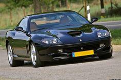 550 Maranello - My favorite GT Ferrari - LGMSports.com