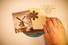 Netherlands by Swanny Mouton. A stop-motion video I shot, showing a mixture of real and translated-from-virtual gestures in a graphic creation process.
