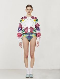 July Embroidered Bomber Jacket   Asudari   Shop   NOT JUST A LABEL - SO NCIE!