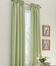 Ashford Silk Lined Rod Pocket Curtains Was: $229.95 - $289.95                         Now: $183.96 - $231.96