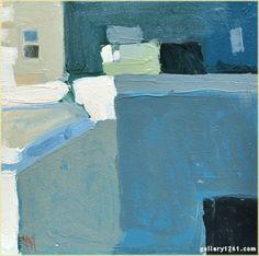 "Mark Nelson | ""Urban Abstraction 8"""
