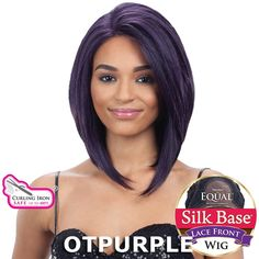 Shake-N-Go FreeTress Equal Premium Futura Synthetic Hair Silk Base Realistic Natural Looking Lace Front Wig - TRINA