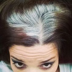 Stop the stress and get rid of those annoying gray hairs with CatalaseXP! #catalasexp #nomoregrayhairs #beautifulhair #hair #naturalhaircolor #nograyhair