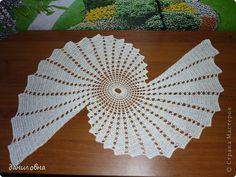 Crafts produto 08 março  2013 Crochet Fios espiral limpa foto 1
