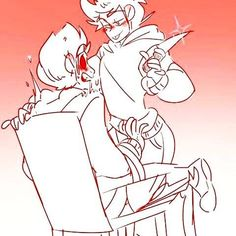 IS THIS TOM X TORD?????? I don't really know?????????? Tord is holding a life but Tom is blushing???????????????NYEEEEHHHHHHHHHHHHHHHHHHHHH?!?!?!?!?!?!?!!?!!!