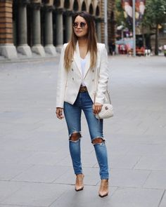 I have picked up some wardrobe staple pieces last week.the classic Camila and Marc blazer. I have been on the hunt for a perfect blazer for the longest Staple Wardrobe Pieces, Staple Pieces, Rebecca Miller, Past Love, Mix Match, Camilla, Experiment, New Look, Dresser