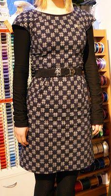 Butterick 2588 dress