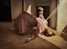 The beautifully surreal digitally manipulated photography of Chiara Fersini (aka Himitsuhana).