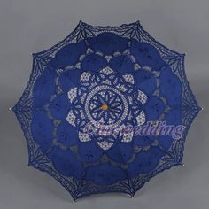 Bridal Parasol Vintage Lace Party Wedding Decoration Photo Props Shower Umbrella #ParasolUmbrella