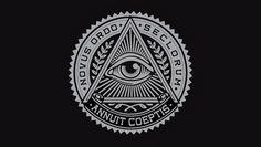 Скачать обои треугольник, triangle, illuminati, масоны, раздел минимализм в разрешении 960x544