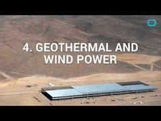 8 Innovations In Elon Musk's Gigafactory Elon Musk, Wind Power, Innovation, Believe, Future, Future Tense