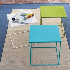 Modern Side Tables :: The Company Store