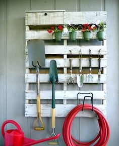 Transform free pallets into creative and beautiful furniture, decorations, planters and more! There are over 150 easy pallet ideas here to give your home and garden a personal touch. Before we dive into these projects, here is some helpful information: You can get pallets FREE (or very cheap) from: Craigslist or Facebook's Marketplace. A lot of the time people just put them …