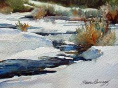 Karen Ramsay Watercolor Artist