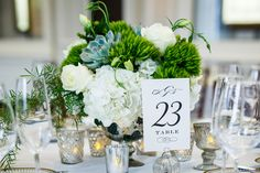 Classic Chicago Wedding Gallery - Style Me Pretty