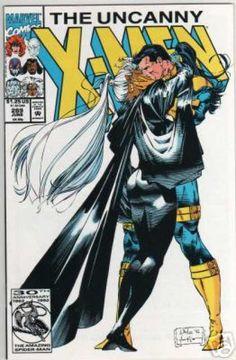 x men storm covers | Uncanny X-Men 289 - Kiss - Storm - Forge - Marvel - Woman - Whilce ...