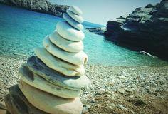 Livadaki beach, Folegandros