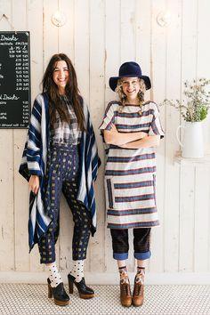 LaTonya Yvette: Socks + Clogs| With Ace & Jig
