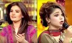 Mazaaq Raat July 2016 | Resham & Shoaib Malik | Chand Raat Special - مذا...