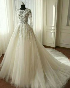❤Wedding Dress Inspiration