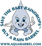Simply the best rain collecting and storage device: Aquabarrel.com