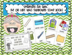 Sequencing FREEBIE!