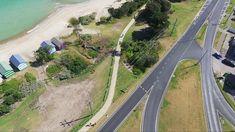 Took aerial footage of Dromana Beach, Mornington Peninsula, Australia using the Phantom 3 Advanced. Shot at the footage was smooth, with the phantom do. Melbourne Victoria, Victoria Australia, Aerial Footage, Phantom 3, Country Roads, Beach, Seaside